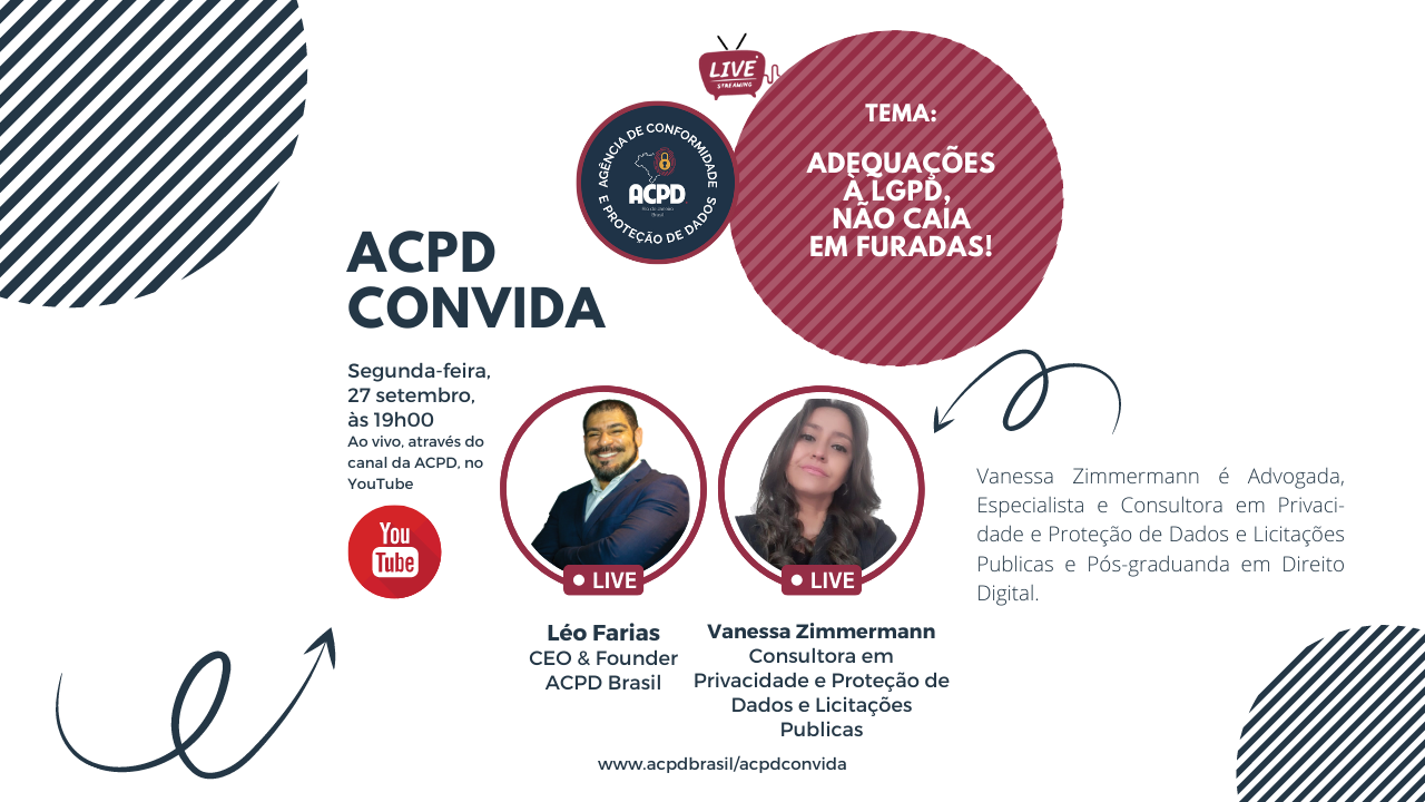 ACPD Convida: Vanessa Zimmermann